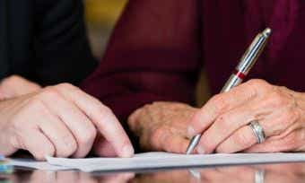 Writing a will: What's involved?