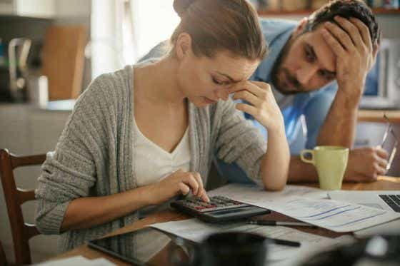 Should you ask if someone owes debts?