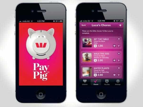 Westpac's Pay Pig