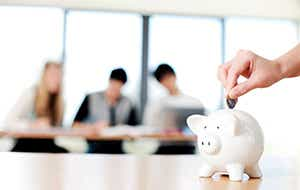 About business accounts business savers