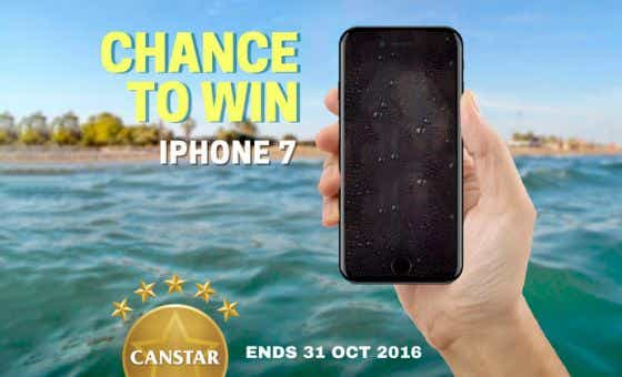 Canstar iPhone 7 giveaway