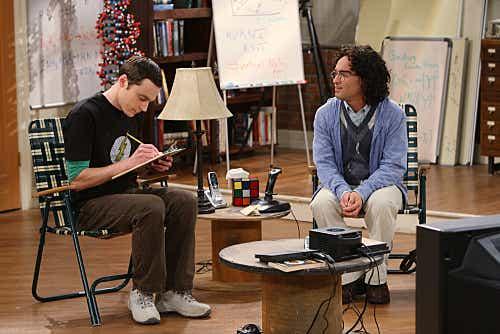 Big Bang Room Mate Agreement
