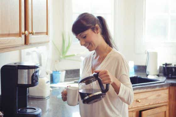 Make the morning coffee at home and save