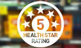 Health Star Ratings for Food explained
