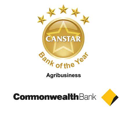 Commonwealth Banks wins CANSTAR Bank of the Year – Agribusiness award 2015