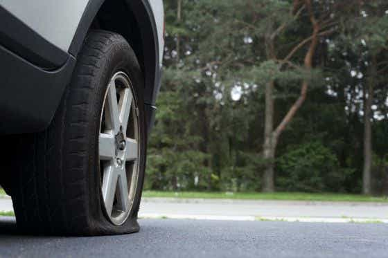 The effects of driving in winter weather on tyres