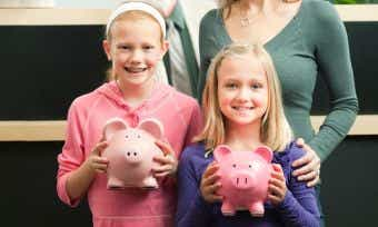 Some money things to teach your Under 12s and Tweens