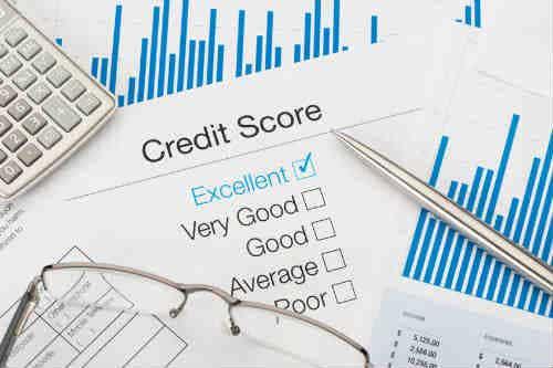 Execellent Credit Score
