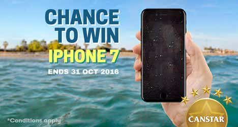 Chance to win an iPhone7