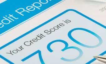 Credit Score on Paper