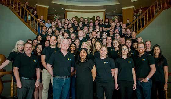 Canstar team photo