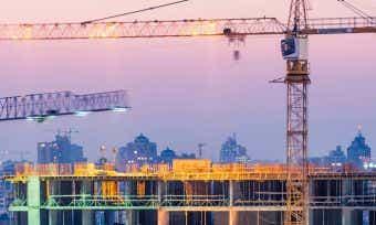 Construction under scrutiny