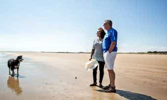 What are the financial risks for retirees