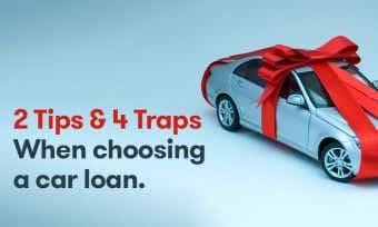 CANSTAR Research Analyst Jack Smart lets us in on the best tips for buying a car loan, and potential traps to watch out for.