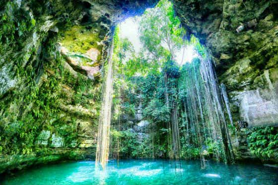 Ik Kil Yucatan Mexico