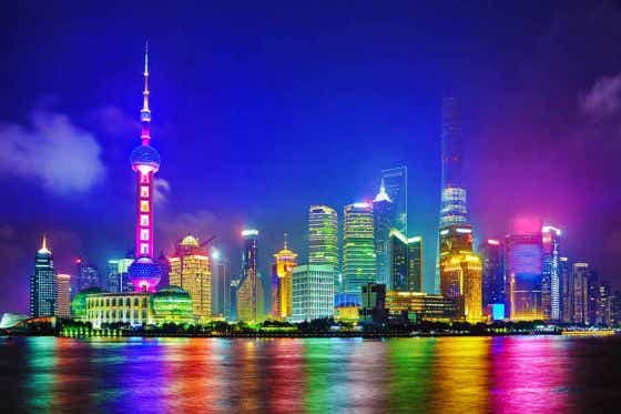 Pudong New Area Shanghai