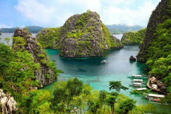 busuanga island Palawan province
