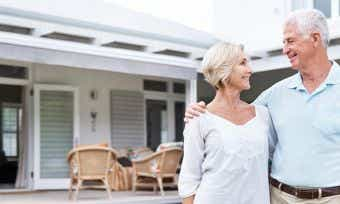 Downsizing on a Senior Pension