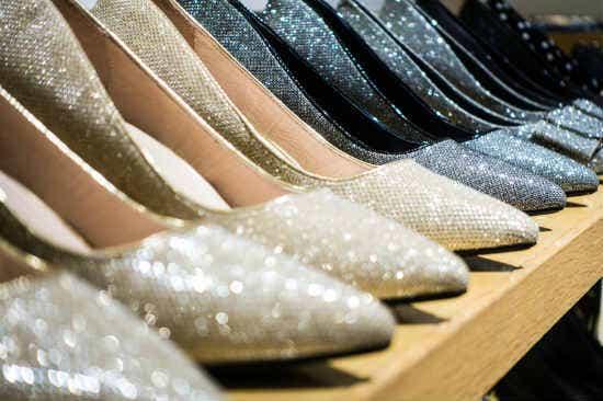 sparkley shoes