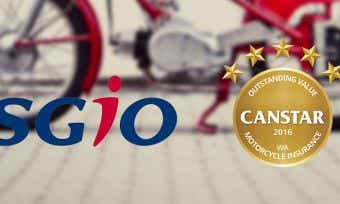SGIO: Scoops Outstanding Value  Motorcycle Insurance for WA