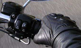 The cost of motorcycle gloves