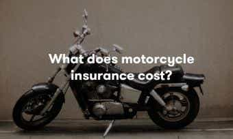 What does motorcycle insurance cost?