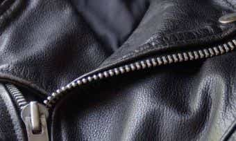 Bikers donate their jackets for a worthy cause