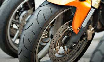 Do your motorcycle tyres meet legal standards?