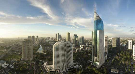 City in Indonesia