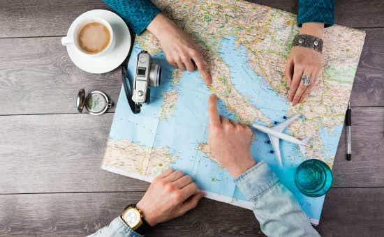 Travelling could be the key to 2016 being your best year yet!