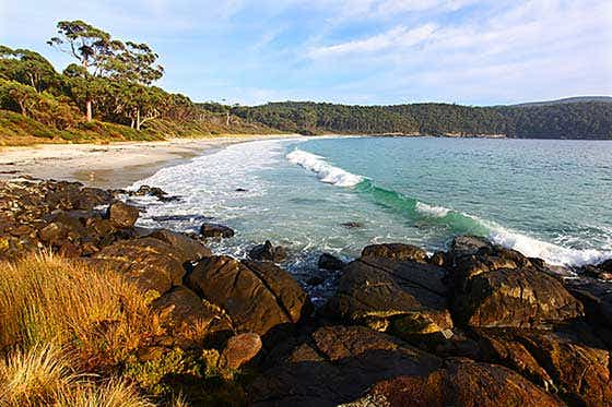fortescue bay tasmania