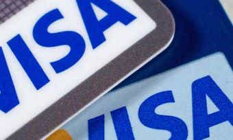 How does VISA make money?