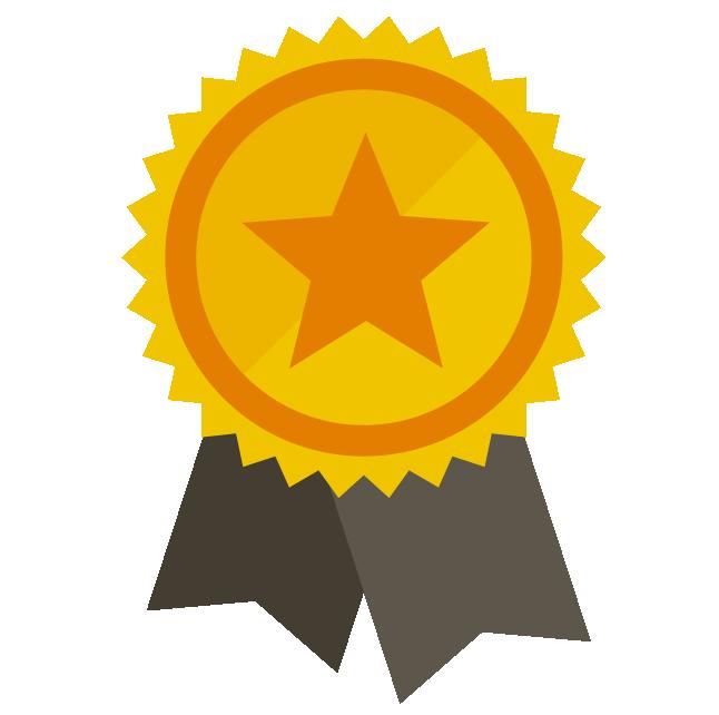 award ribbon icon