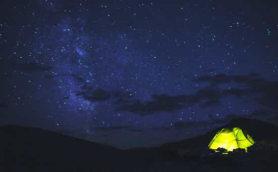 Find the right place to go camping and you've got yourself a beautiful holiday.