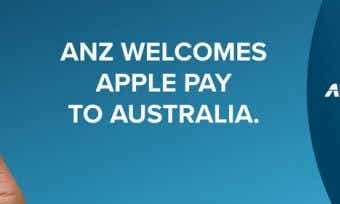How To Use Apple Pay In Australia: ANZ First Bank To Welcome Apple Pay