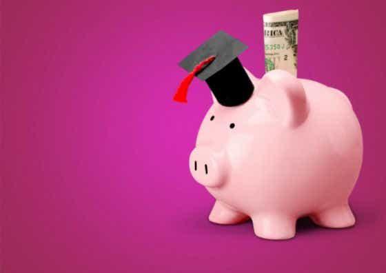Education piggy bank