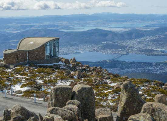 Mt Welllington Hobart Tasmania