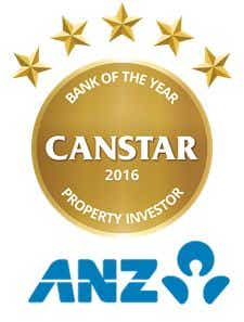 Anz wins 2016 Bank of the Year Property Investor