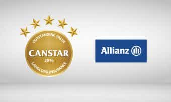 Allianz Australia: Award-winning landlord insurance