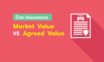 Car Insurance Market value versus Agreed Value
