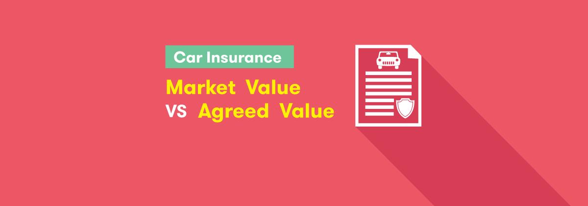 Market Value Vs Agreed Value Car Insurance Canstar