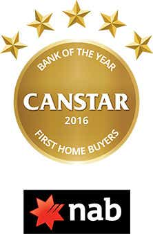 NAB wins 2016 Bank of the Year for First Home Buyers award