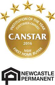 Newcastle Permanent wins Customer Owned Institution of the Year for First Home Buyers - NSW