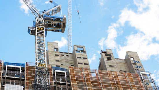 Slow growth in Australian housing prices