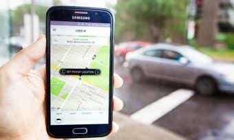 Allianz now offers insurance for uber drivers