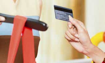 Credit card fraud on the increase
