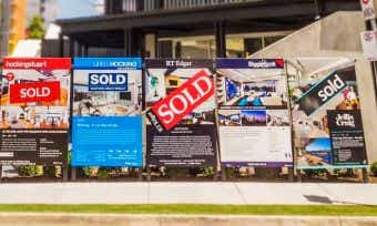Housing surplus could lead to falling property prices