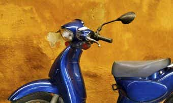 Travel Insurance to ride a motorbike or moped overseas