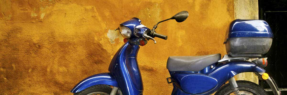 Travel Insurance For Riding A Scooter, Motorbike, Or Moped