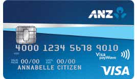 ANZ First (Low Fee)